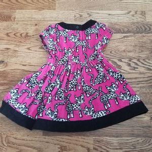 Gymboree 12-18 Month Couderouy Wild Cat Dress ❤